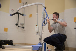 Patient Handling Equipment servicing