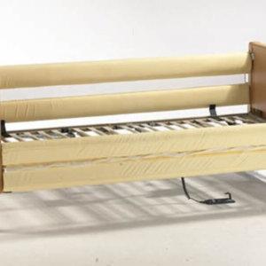 universal cot side bumper
